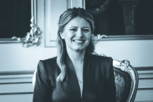 Zuzana Čaputová (prezidentka SK)